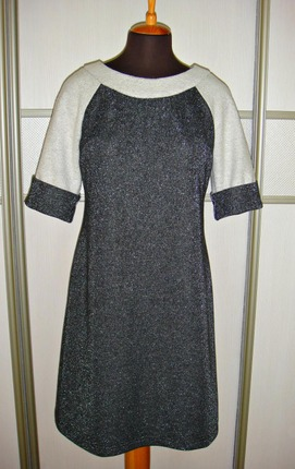 Фото. Платье. Футер-3х нитка. Автор работы - Hich