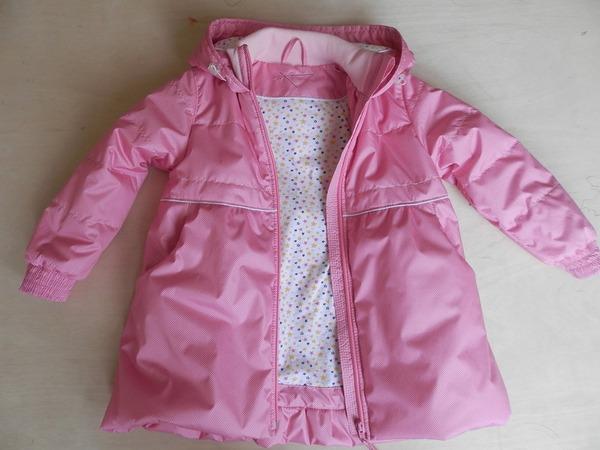 Фото. Стильная курточка для дочери.  Автор работы - AYouchka