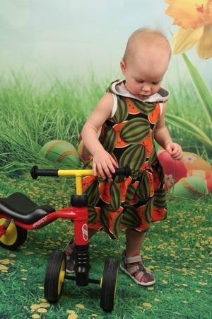 Фото. Новая весна - в новом  платье! Автор работы - Elly78