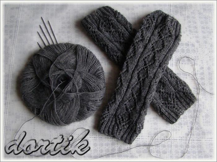 Фото. Рукава - важная деталь для модных курток с рукавами 3/4. Автор работы - dortik