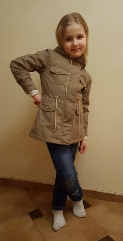 Фото. Демисезонная куртка (Бурда 10 - 2009). Автор работы - Маринэль