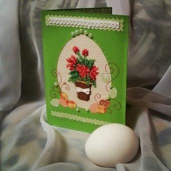 Фото. Милые Пасхальные открыточки.  Автор работы - longcoldwinter