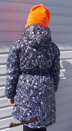Фото. Куртка (или пальто) для дочери! Автор работы - мамочкаИрочка