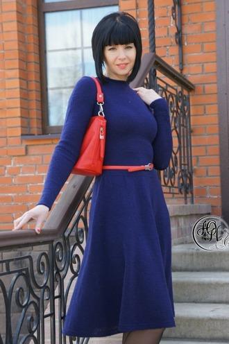 "Фото. И платье ""Синие дали""от Леночки Гусик@.  Автор работы - Yuli83"