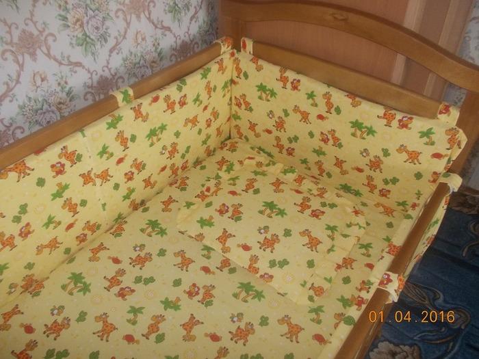 Фото. Уютное гнездышко для малыша. Фланель. Автор работы - мамочкаИрочка