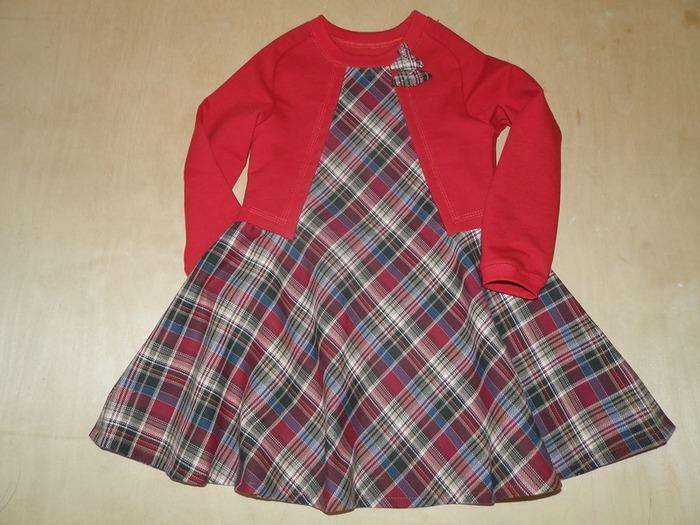 Фото. Платье для дочери. Фуле, 100% хлопок. Автор работы - AYouchka