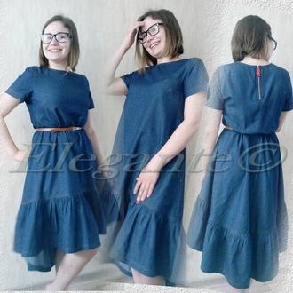 Фото. Очаровательные платья для дочек  Автор работы - Elegante