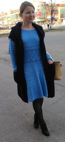 Фото. Платье  из Бахара.  Автор работы - ф_л_о_р_а