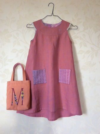 Фото. Платье и сумочка. Автор работы - Starok