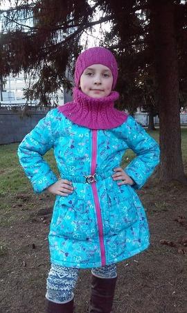 Фото. Для дочери куртка на межсезонье. Автор работы - Katyuha77