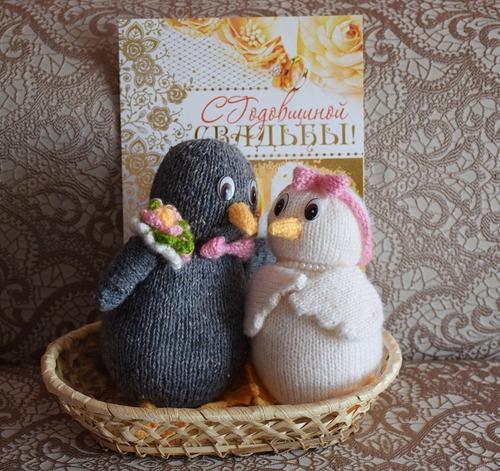 Фото. Поющие сердца или Tweet Hearts - Love Birds by Alan Dart  Автор работы - yatsek