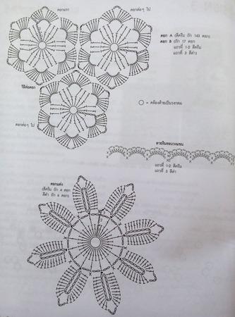 Топики и маечки крючком (схемы и описания)