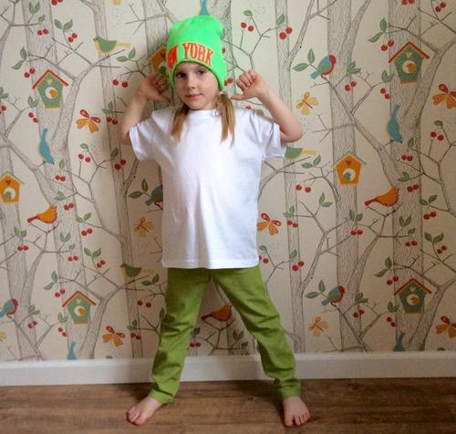 Фото. Джинсы для дочки. Автор работы - ОльгаМорозl
