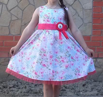 Фото. А в этом - юбка.... Автор работы - GabbasovaElena