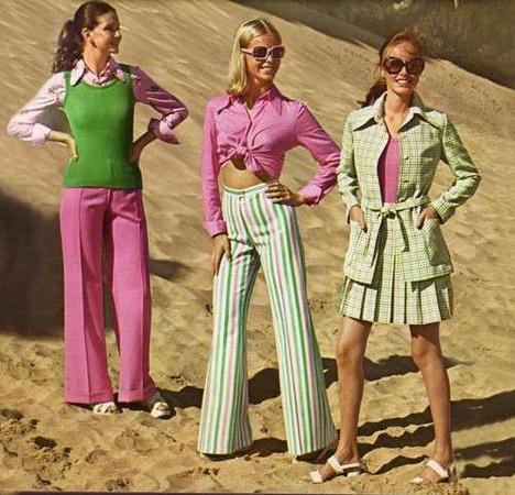 Фото. Мода 1960-х..  Автор фото - Strickfee