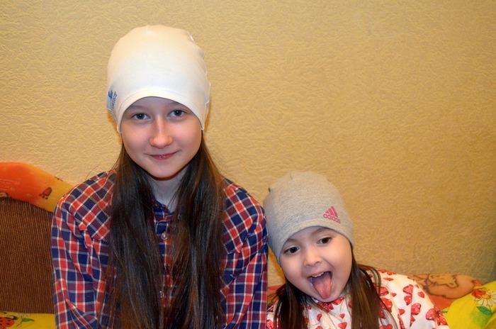 Фото. Спортивные шапочки.  Автор работы - BabyCat