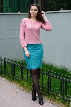 Фото. Демисезонный пуловер, из вспушенного кашемира на шёлке. Автор работы - mazepyla