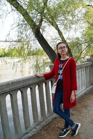 Фото. Кардиган для дочери. Автор работы - nata-omichka