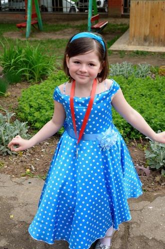 Фото. Выпускное платье. Для дочки... Автор работы - Oxana1980