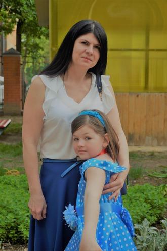 Фото. И наряд для мамы - у нее тоже праздник. Автор работы - Oxana1980