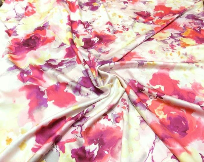 Фото. Тенсель (бамбук + эвкалипт) для постельного белья.  Фото - Рыжая_Н