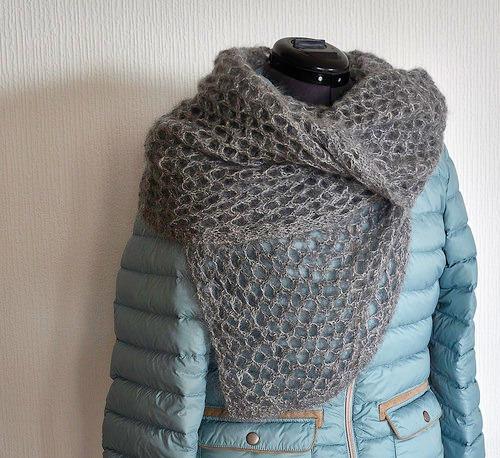Фото. Шарфик - самая летняя одежда.  Автор работы - Kir