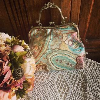 Фото. Вечерние сумочки в стиле ампир.  Автор работы - Fialka68