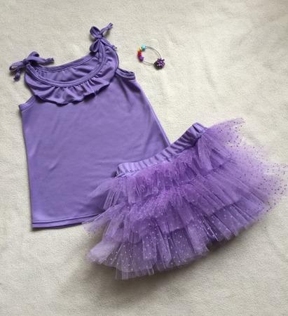 Фото. Комплект для маленькой балерины - нежно и очаровательно.  Автор работы - Saven_ok