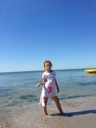 Фото. Зато теперь можно и на море! Автор работы - octrov_natali