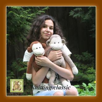 Фото. ... и обезьянки!  Автор работы - muss88