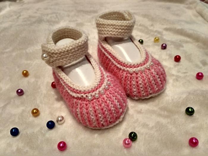 Фото. Самые первые туфельки. Автор работы - Panterka496