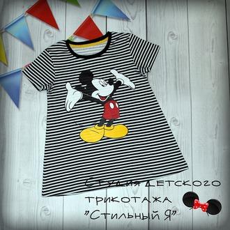 Фото. Пляжное платье для дочки.  Автор работы - Sunvale