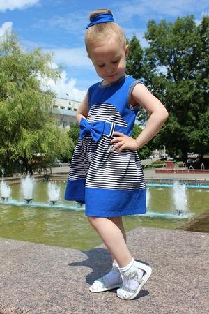 Фото. Наряды для дочки. Платье. Автор работы - cvetok1977