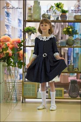 Фото. Платье для девочки. Автор работы - natali lurex