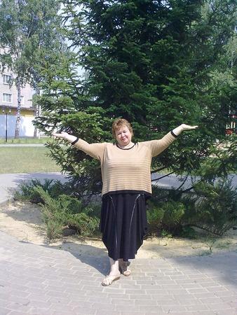 Фото. Пуловер Minamo by Alice Caetano.   Автор работы - Nadyne