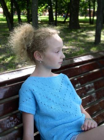 """Фото. Из  Phildar Catalogue n°141 : Enfants - """"Лето в городе"""". Автор работы - kis_tochka"""