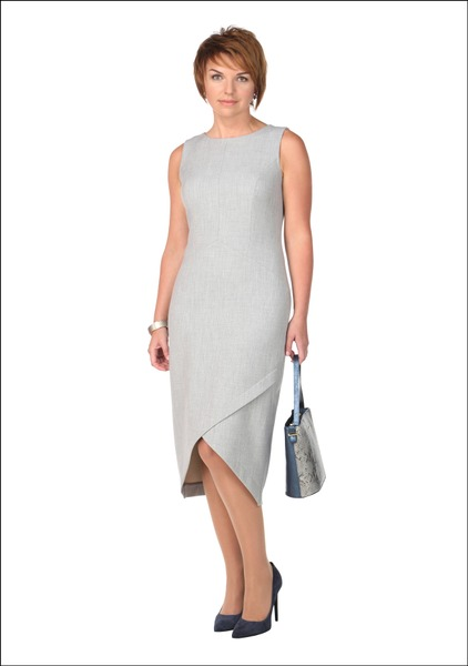 Комплект №5 . Платье – Monton. Туфли и сумка – Gino Rossi. Браслет – Parfois