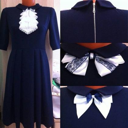 Фото. Стильные платья.  Автор работы - Otmorskaya