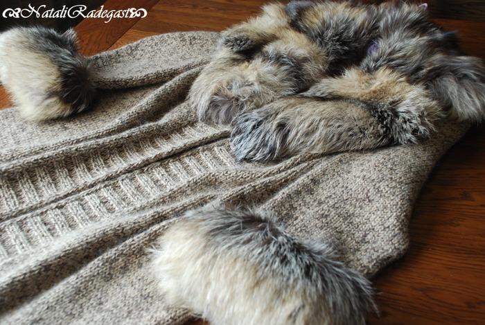 """Фото. Кардиган-пальто """"Каррара"""" .  Автор работы - Radegast"""