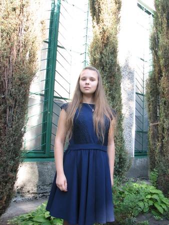 Фото. Школьное платье. Автор работы - Ал@нчик