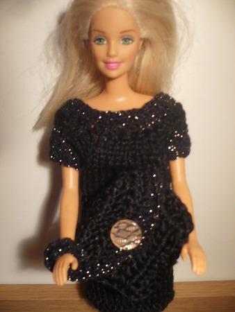 Фото. Маленькое черное платье.  Автор работы - lusi372005