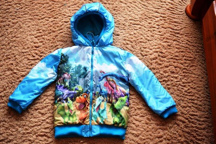 Фото. Куртка на позднюю осень. Автор работы - Olga0308