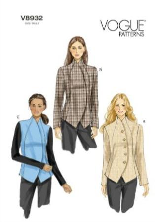 Выкройки из Vogue Patterns , Buttеrick и McCall