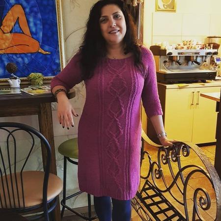 Фото. Платье из Vogue. Автор работы - mariha65