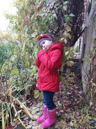 Фото. Курточка на осень. Автор работы - Аника-М