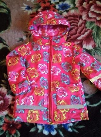 Фото. Средней дочке куртка. Автор работы - Aprel'ka77