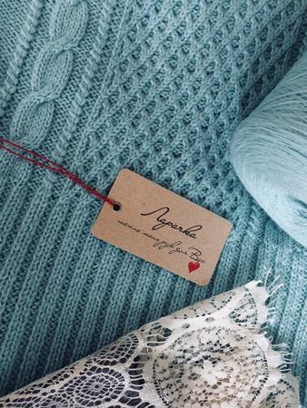 Удивительная простота в цвете- свитер спицами от Acne