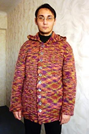 копилка идей тунисское вязание