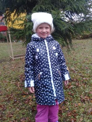 Фото. Зимняя куртка. Автор работы - coshca