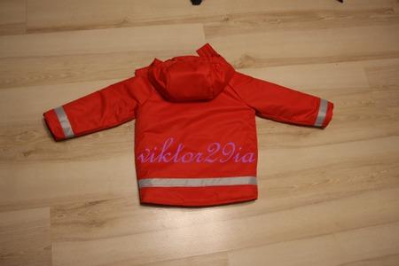 Шьем ОН-ЛАЙН  детскую утепленную куртку